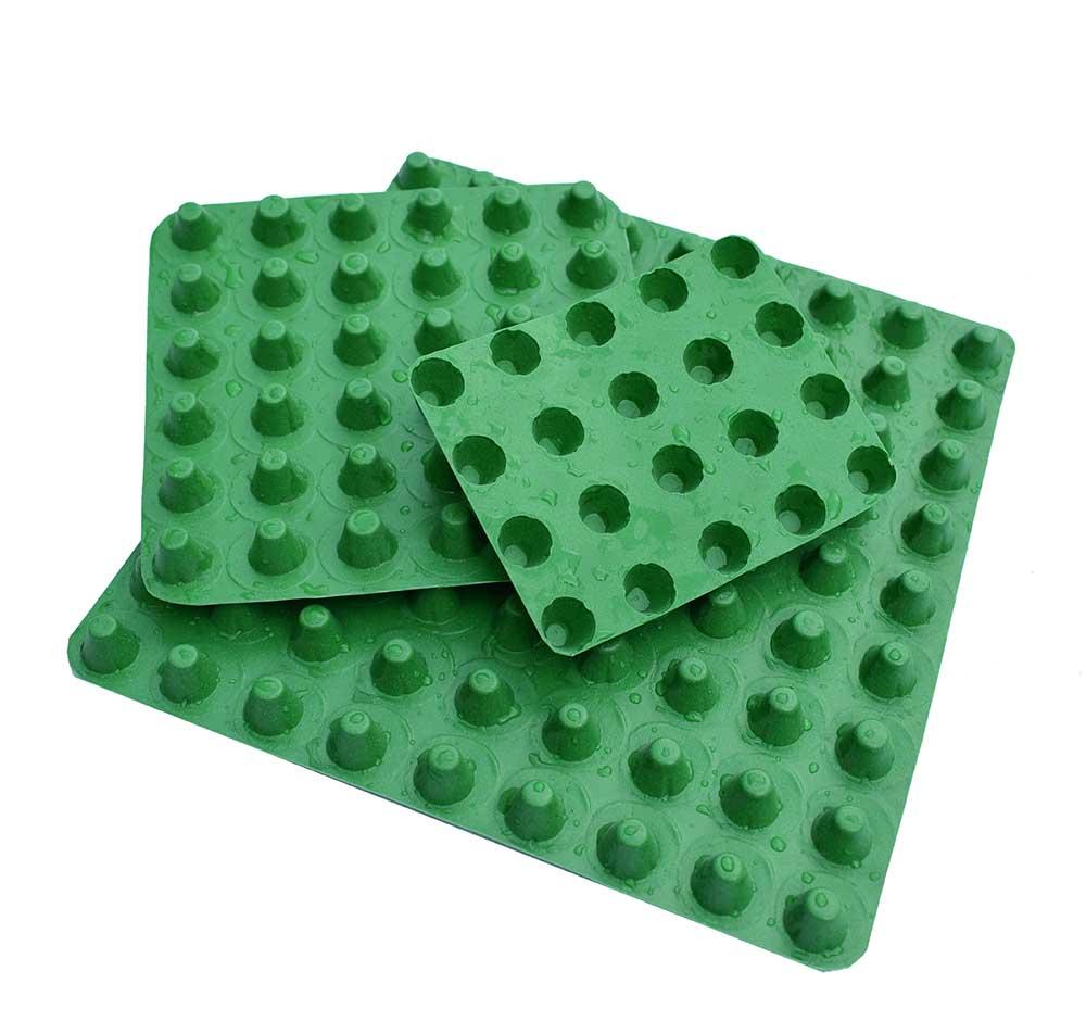 鹤壁2公分车库排水板质量可靠