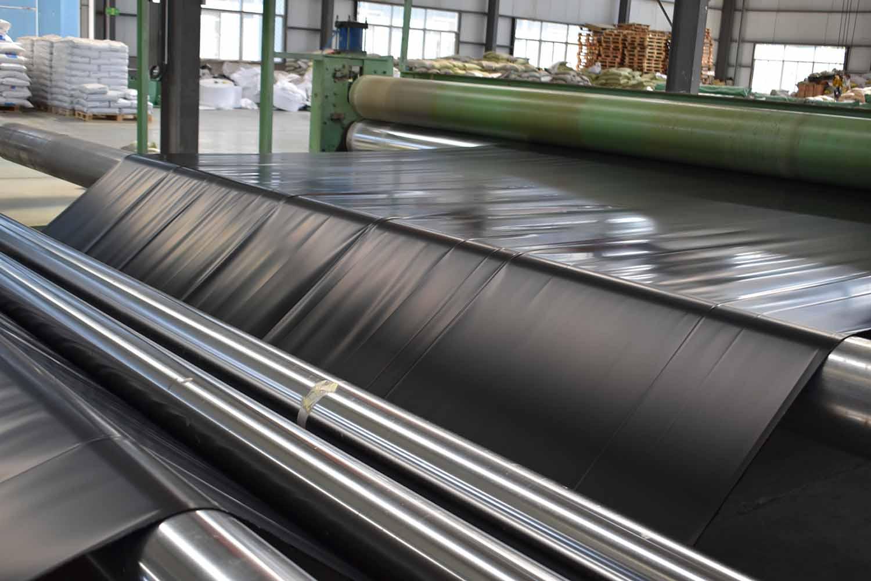 日照HDPE防渗土工膜质量可靠