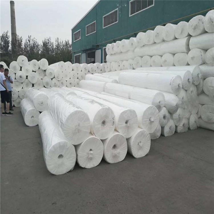 东莞聚酯长纤无纺土工布款式新颖