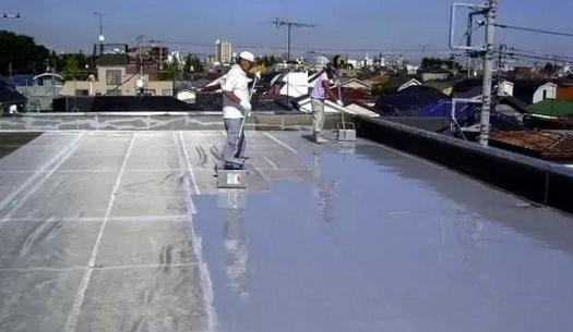 四大常见的建筑防水方法 金斯盾防水厂家